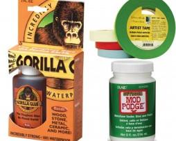 Adhesives and Tapes
