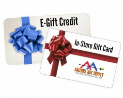 Gift Cards & E-Gift Credit